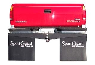 Blue Ox BXR3003 Sport Guard  - Truck Mud Flap For Sale