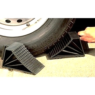 RV - Motorhome Wheel Chock By Husky