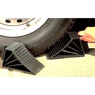 RV - Motorhome Wheel Chock By Husky