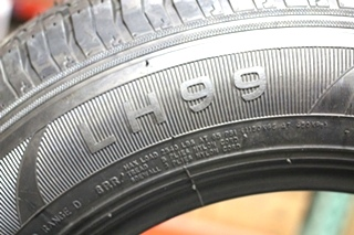 NEW VAIL SPORT TIRE SET LH99 LOAD RANGE: D FOR SALE