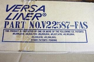 USED VERSA LINER FRONT WHEEL SIMULATOR P/N V22587-FAS FOR SALE