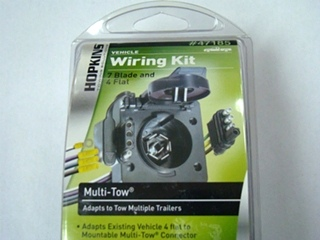 NEW HOPKINS TOWING VEHICLE WIRING KIT PART #47185 FOR SALE
