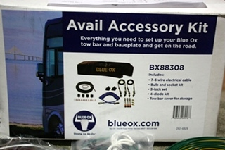 BLUE OX BX88308 TOW BAR ACCESSORY KIT RV POARTS FOR SALE